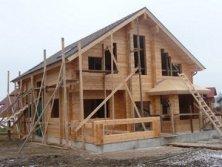 строительство фундаментов для деревянных домов