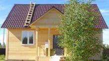 Пошаговое строительство каркасного дома
